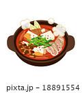 キムチ鍋 18891554