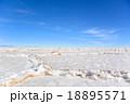 ウユニ 塩湖 ボリビアの写真 18895571
