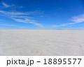 ウユニ 塩湖 ボリビアの写真 18895577