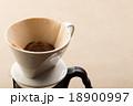 コーヒー ドリップコーヒー ドリッパーの写真 18900997