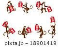 サルと福袋 18901419