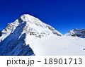 スイス ユングフラウヨッホからのユングフラウ山頂の眺め 18901713
