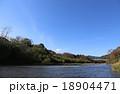 多摩川 川 河川の写真 18904471