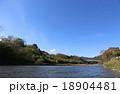多摩川 川 河川の写真 18904481
