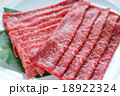 国産牛肉 薄切り しゃぶしゃぶ、すき焼き用 18922324