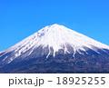 〈富士山〉年賀状サイズ-横 18925255