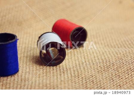 thread spoolの写真素材 [18940973] - PIXTA