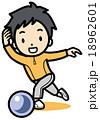 ボウリング スポーツ レジャーのイラスト 18962601