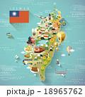 名所 マップ 地図 18965762