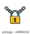 錠 ベクタ ベクターのイラスト 18966242