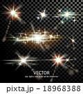 明るい 明かり 輝くのイラスト 18968388