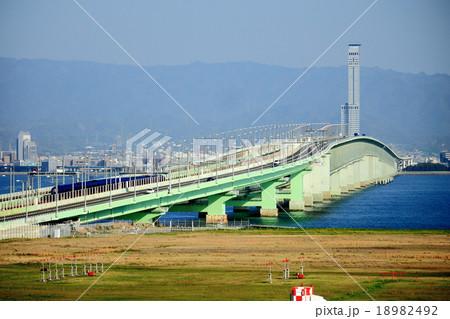 関西国際空港連絡橋とりんくうタウン 18982492