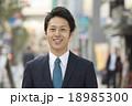 若いビジネスマン 18985300