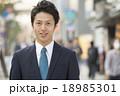 若いビジネスマン 18985301