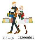 ショッピング中の家族 18990601