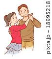 趣味の社交ダンス 18995218