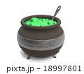 Spooky witch's cauldron  18997801
