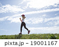 ジョギング ランニング 走るの写真 19001167