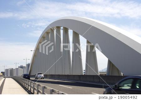 宇品橋の写真素材 [19005492] - ...