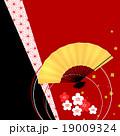 和 和模様 和風のイラスト 19009324