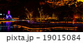 照明 イルミネーション イルミの写真 19015084
