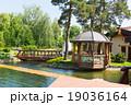 公園 庭 庭園の写真 19036164