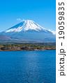富士山【11月・本栖湖より撮影】 19059835