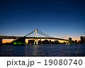 東京 レインボーブリッジ 橋の写真 19080740