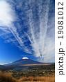 高指山から富士山と山中湖の眺望 19081012