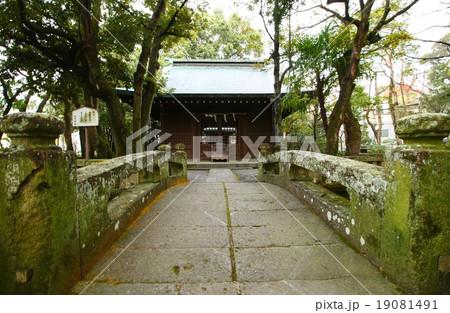 浦島さん(三島神社境内) 19081491