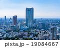 空気の澄んだ・東京都市風景 19084667