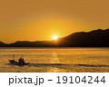 宇和島の夕日 19104244