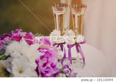 wedding day HDの写真素材 [19110094] - PIXTA