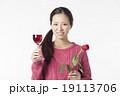 バレンタイン・女性・恋・ギフト 19113706