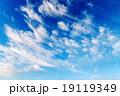 空 くも 雲の写真 19119349