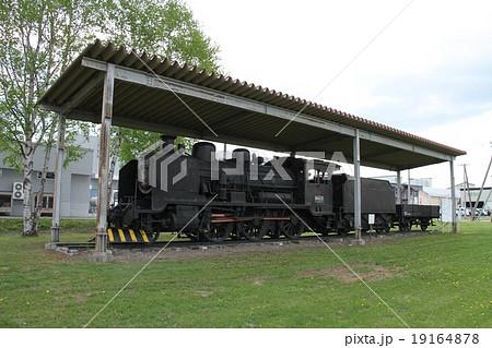 北海道拓殖鉄道、8620形(8622)蒸気機関車。 19164878
