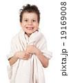 子供 少年 髪の写真 19169008