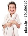 子供 少年 髪の写真 19169010