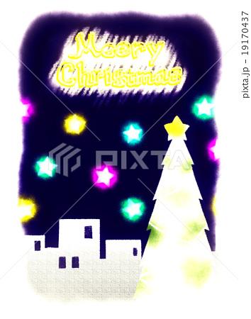クリスマスカード1 19170437