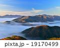 荒谷山の雲海 19170499