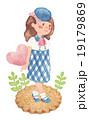 ハートを持つ女の子 19179869