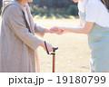 介護 女性 シニア 19180799