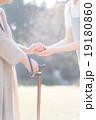 介護 女性 シニア 19180860