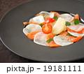 カルパッチョ 前菜 サーモンの写真 19181111