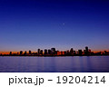 大阪の夜明け 19204214