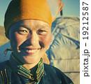 女性 モンゴル人の 一人ぼっちの写真 19212587
