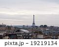 パリ・エッフェル塔(遠景) 19219134