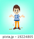 Greece man character have no money 19224805