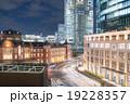 東京駅とKITTE 19228357