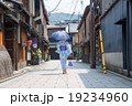浴衣 女性 祇園の写真 19234960